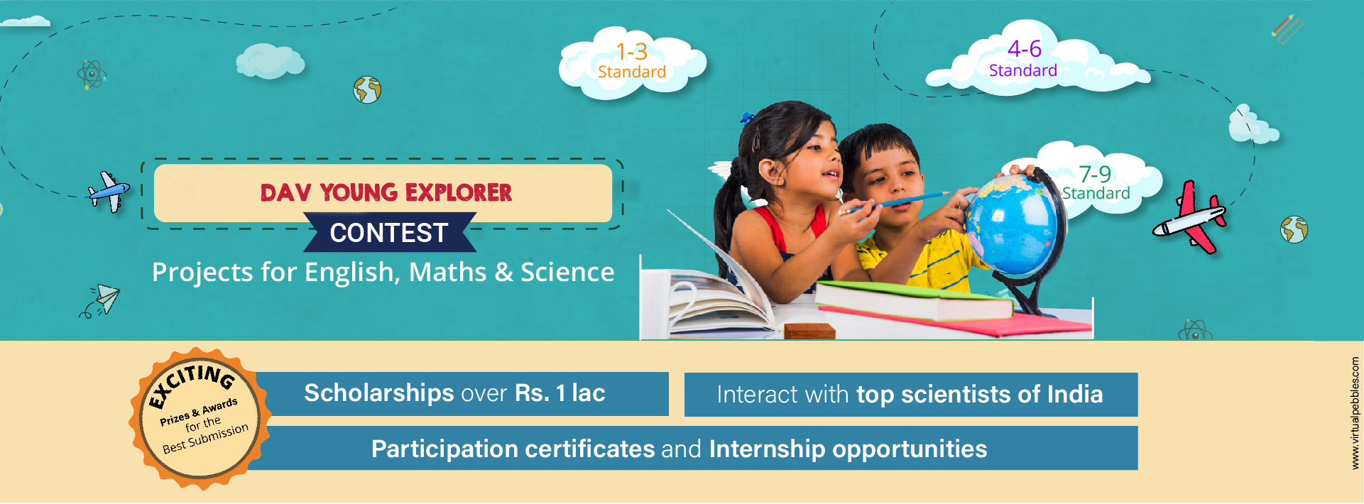 DAV Group of Schools Chennai partnering with tickLinks - wikipedia for teacher